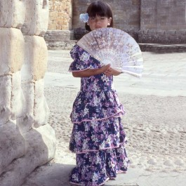 Gypsy's or spanish's dress P306