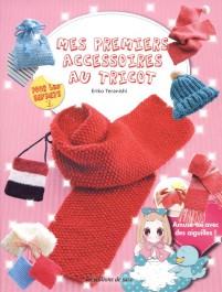 Livre Mes premiers accessoires au tricot