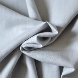 Tissu en jean clair en coton Bio