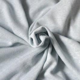 Tissu jersey de lin et viscose