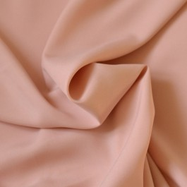 Tissu tencel rose nude