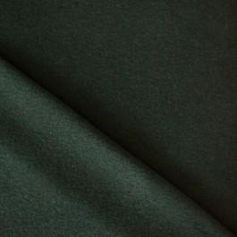 Tissu lainage vert forêt foncé 100 % laine