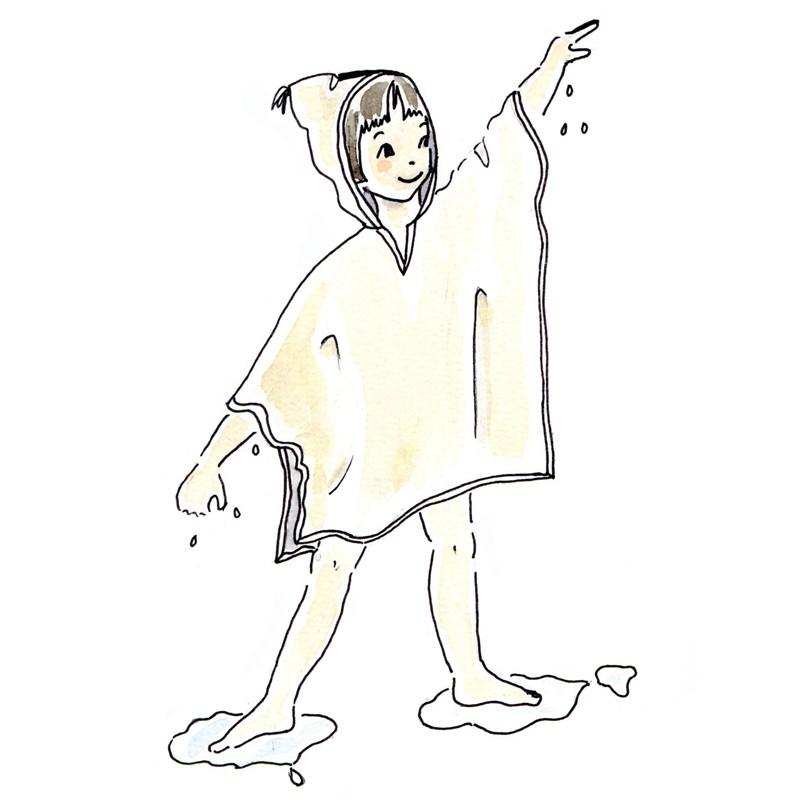 Relativ Patron de Poncho | bébé | enfant | couture | peignoir - A&A Patrons XE33