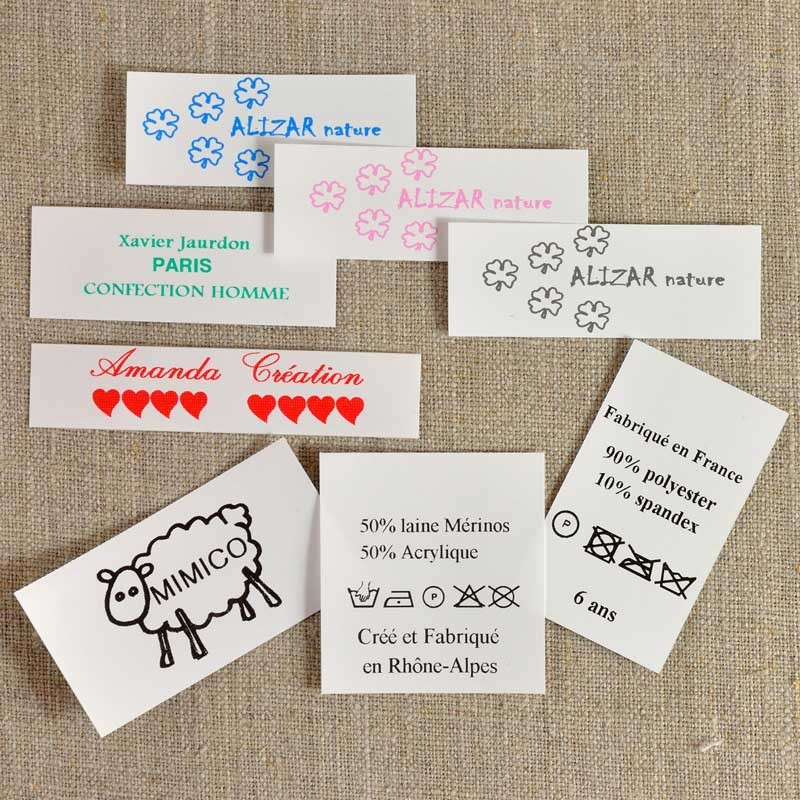 It is a picture of Selective Woven Labels Voucher Code
