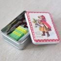 Boîte à couture kit Noël