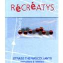 Strass thermocollants