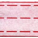 Bande de ceinture thermocollante «Perfobande»