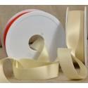 Rouleaux 20 m ruban de satin coton largeur 20 mm