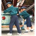 Child jacket sewing pattern P001