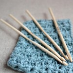 Crochet en bambou