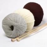 Laine Mérinos Numéro 3 de Fonty pelote à tricoter