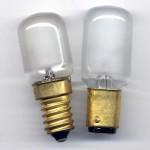 Ampoule pour machine à coudre