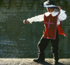 Musketeer's costume, Troubadour's costume P302