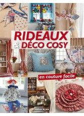 Livre couture de rideaux et coussins