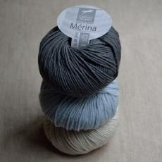 Mérina laine mérinos (N°4 - 4,5)