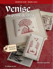 Livre Venise au point de croix