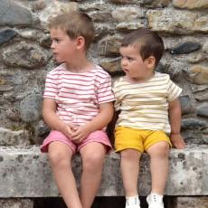 Patrons couture enfant ensemble Océanite 2-10 ans