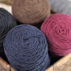 Coton recycle à tricoter ou crocheter