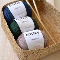 Laine à tricot Nimbus mérinos d'Arles français