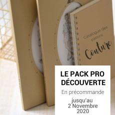Pack pro découverte patrons couture A&A
