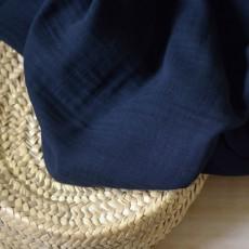 Tissu double-gaze coton bio