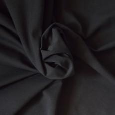 Tissu jersey Bio noir