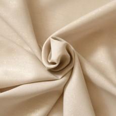 Tissu lurex beige et or à chevrons