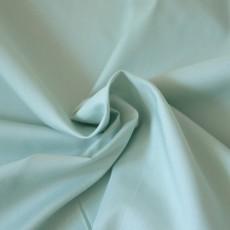 Tissu popeline coton bio vert amande