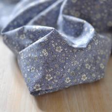 Tissu voile de coton Bio au mètre