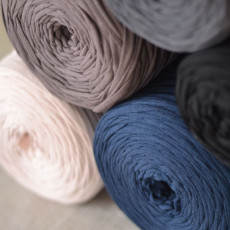 Zpagetti Hoooked trapilho t-shirt yarn