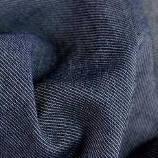 Tissu Jean léger en coton Bio