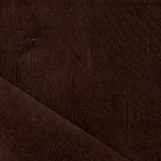 Tissu velours milleraies au mètre en coton Bio
