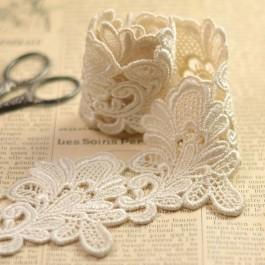 guipure pour robe de mariée