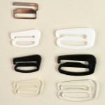 Crochet pour bretelle amovible