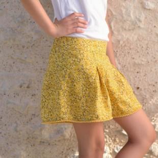 Mouffetard Child Shorts Pattern 2-10 years old