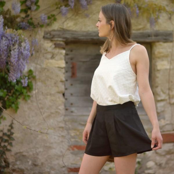 Women's Mouffetard Shorts sewing pattern