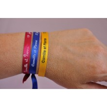 Message wristbands