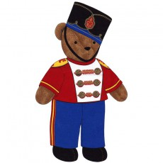 "Kit couture nounours ""Toy Soldier"""
