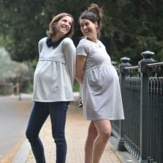 Patron couture robe blouse allaitement grossesse