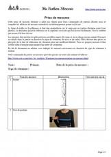 Document: taking measurements