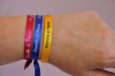 Message wristbands