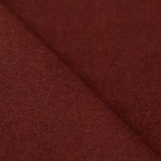 Tissu lainage au mètre rouille