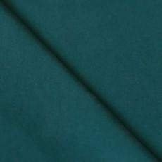 Tissu Lyocell bleu canard au mètre