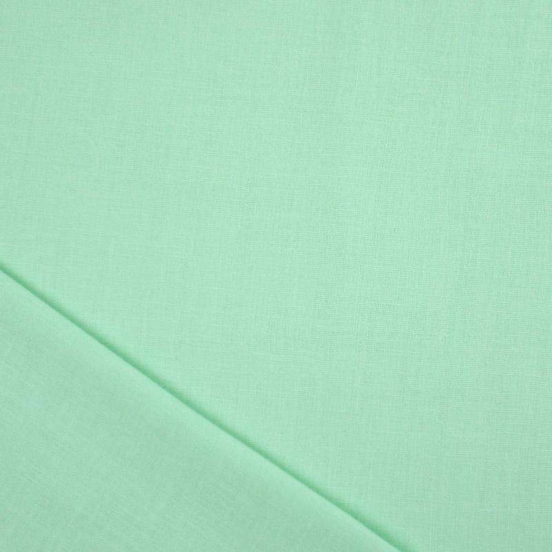 tissu double gaze vert menthe a a patrons. Black Bedroom Furniture Sets. Home Design Ideas
