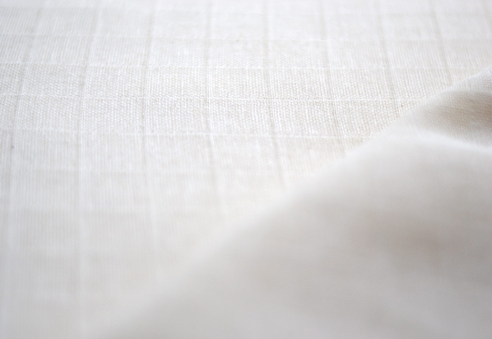 Organic cotton swaddling cloth