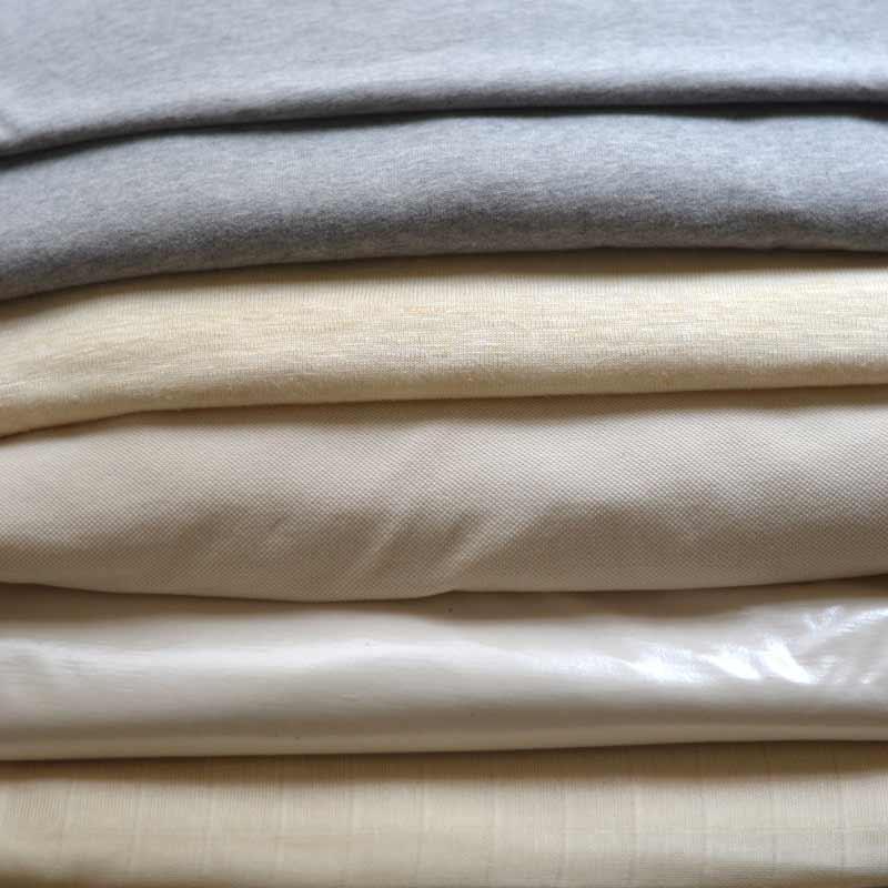 New organic fabrics
