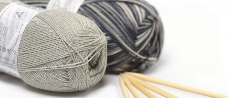 Wool for knitting socks Balade by Cheval Blanc
