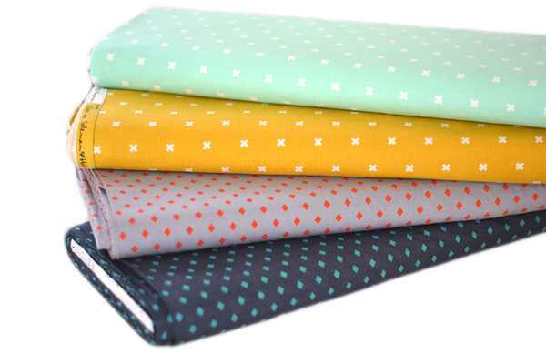 Cotton and Steel cotton fabric