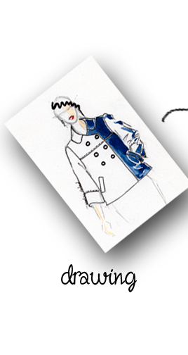 Drawing: the drawings of the models to be developed are provided by the client or created by the design office according to the specifications.