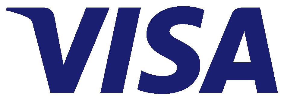 Logo paiement carte bancaire A et A visa